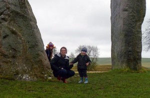 Avebury at New Year