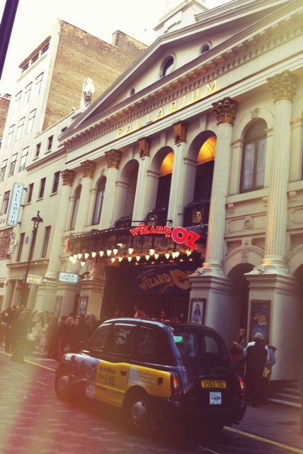 Wizard of Oz at the London Palladium