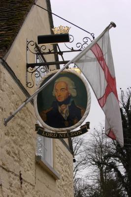 Lord Nelson Brightwell Baldwin