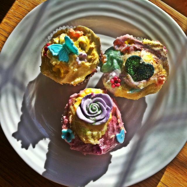 Sunday cupcakes