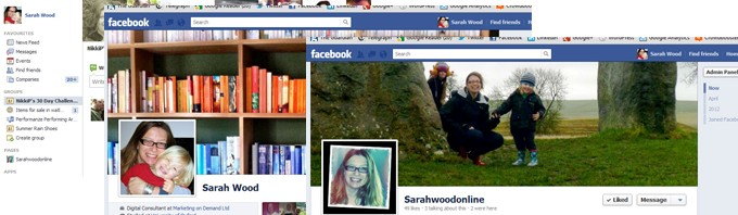 Page, Profile or Group? Different approaches to Facebook