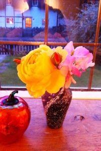 Late summer sunday flowers