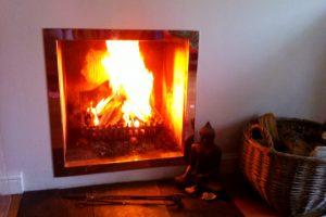 Sunday autumn fire