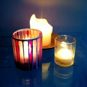 Sunday candles