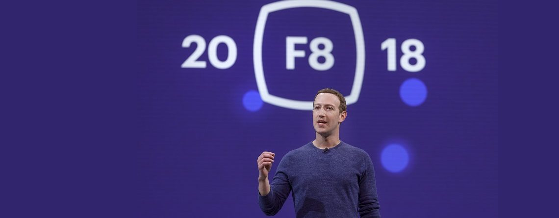 Facebook's quest to take over the internet continues: F8 2018