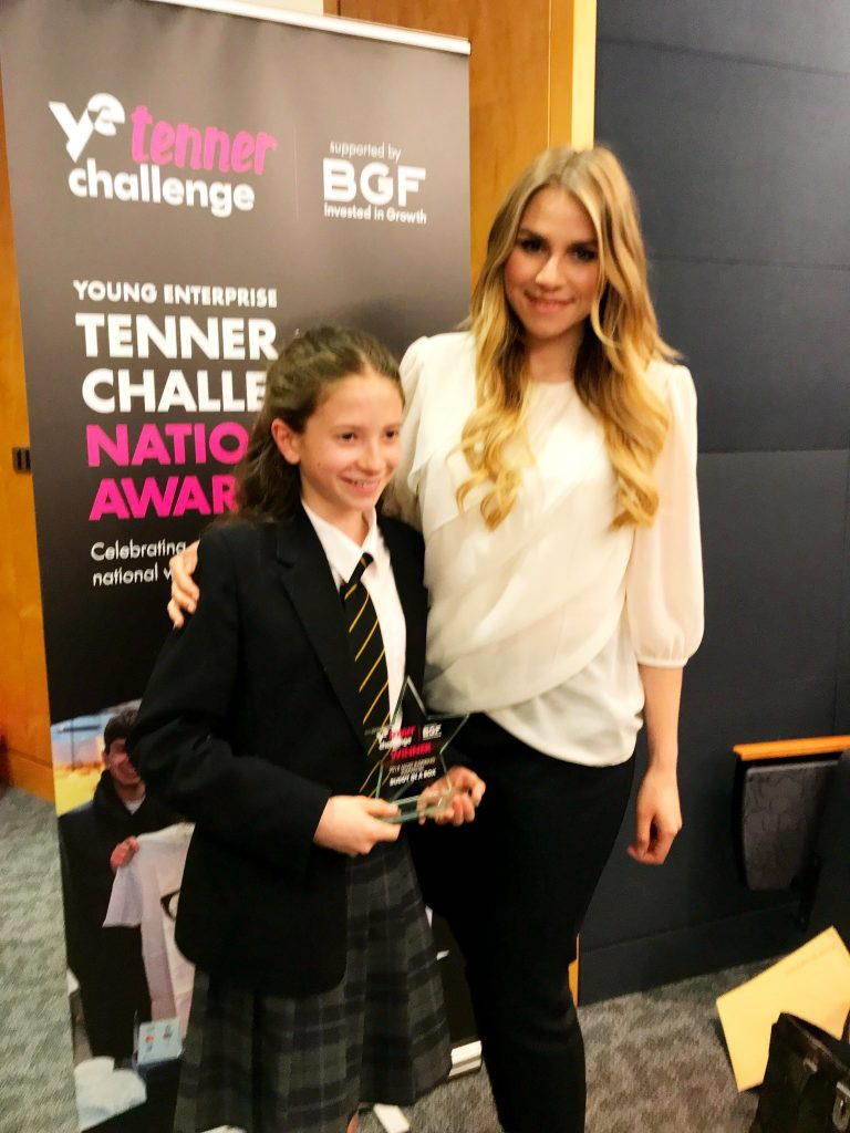 Young Enterprise Tenner Challenge